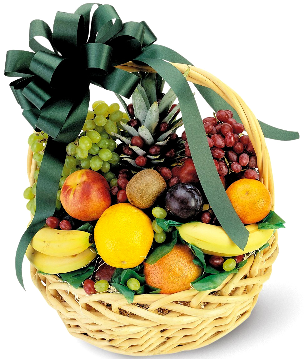 Fresh Fruit Basket